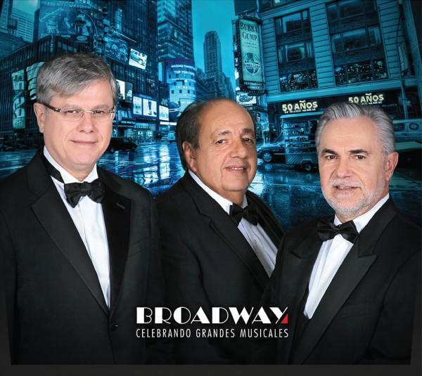 Broadway Celebrando Grandes Musicales 50 años del teatro musical ITESM - 3-33.mx Design Studio